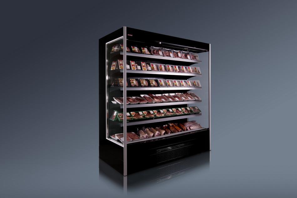 Холодильная витрина ВС48L-1250 F